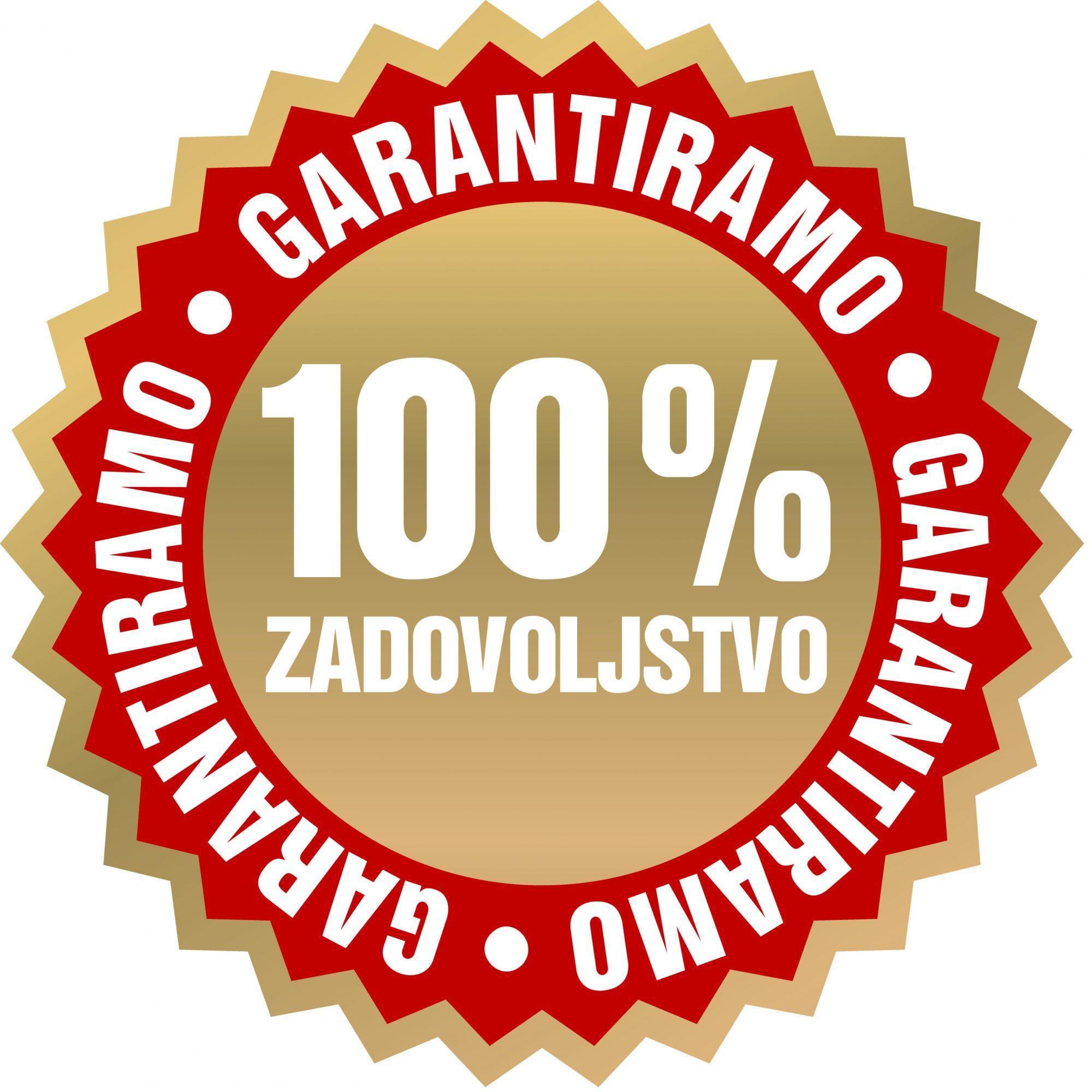 Merlinka 100%-tna garancija kvalitete